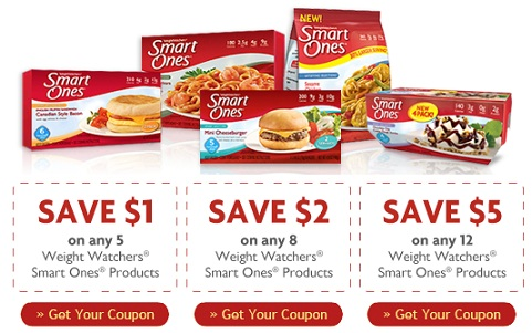 Weight watchers manufacturer coupons