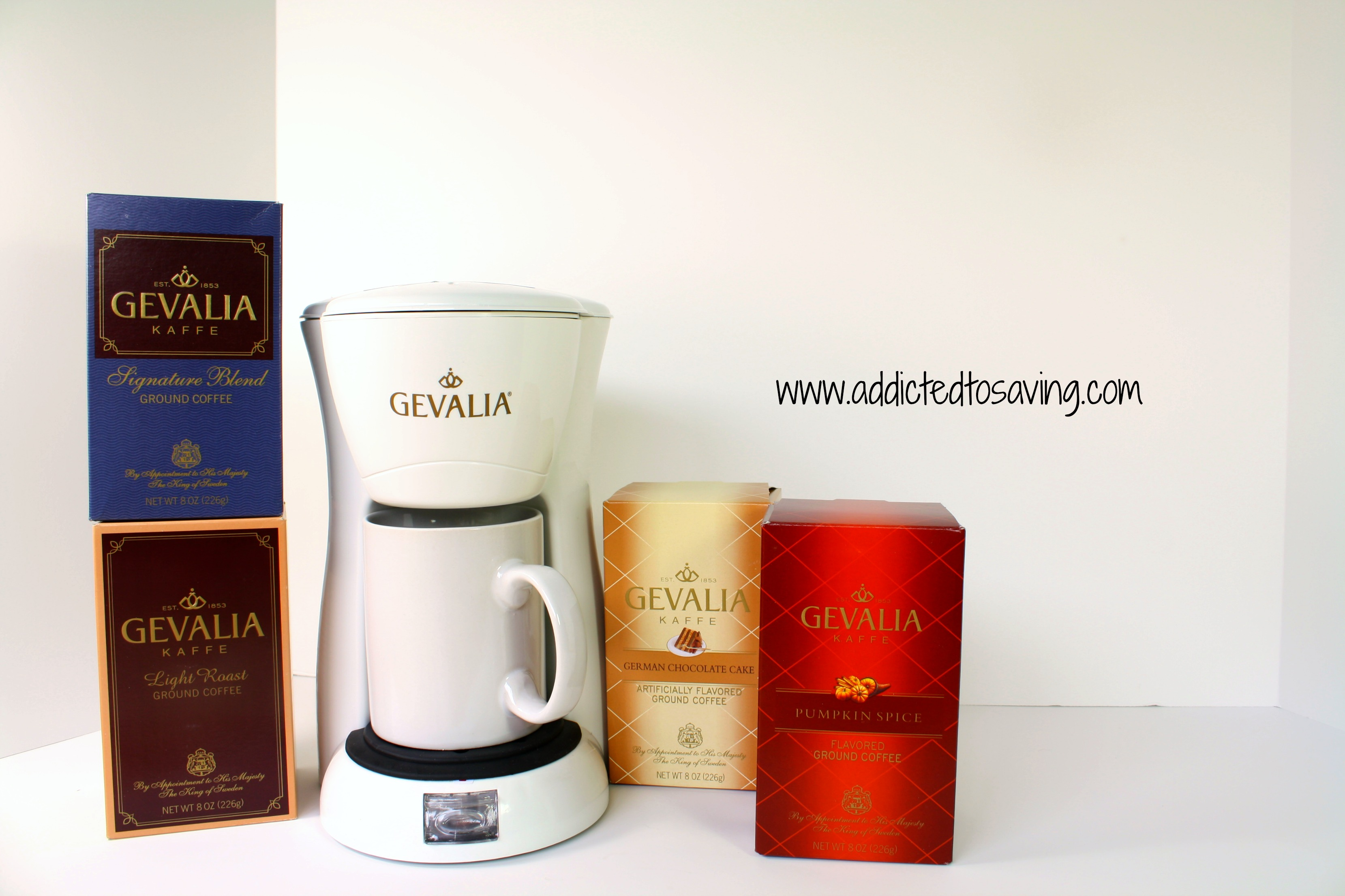 Gevalia One Cup Coffee Maker : *HOT* Look What I Got Today - Gevalia Single-Cup Coffeemaker & 4 Boxes of Coffee, USD 9.99 SHIPPED ...