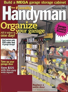 Family Handyman Magazine Subscription, $4.99/year or $0/45/issue