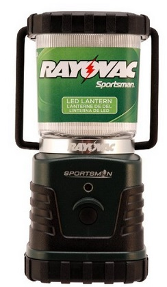 Rayovac Sportsman LED Lantern, 40% off at $17.99