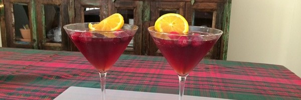 Cranberry 7UP Mocktail Recipe