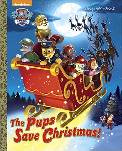 Paw Patrol The Pups Save Christmas Book Only 5 60