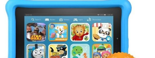 Fire Kids Edition, 7″, Wi-Fi, 16 GB, $69.99
