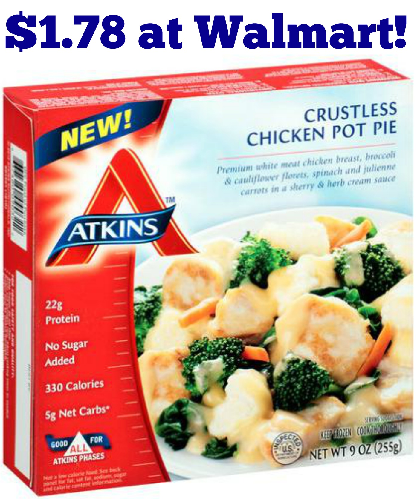 Atkins frozen meals coupon rooms to rent for couples in for Atkins cuisine baking mix