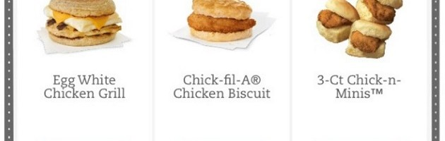 FREE Chick-fil-A Breakfast