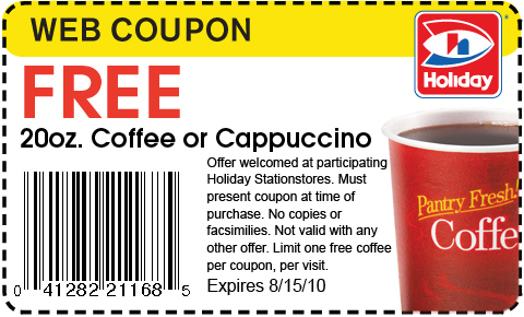 7-11 coupons free coffee