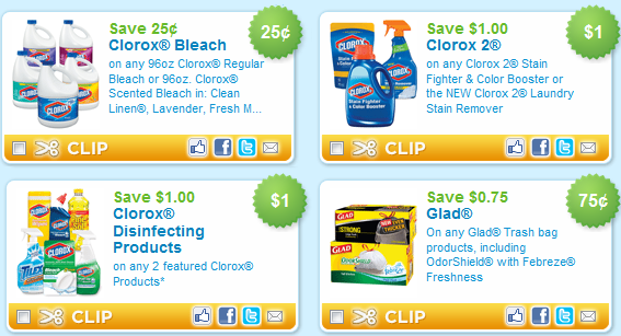 graphic regarding Clorox Printable Coupons named clorox coupon codes Archives -