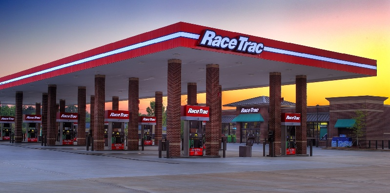 FREE Warm Cookie at RaceTrac..