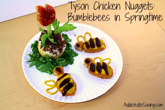 tyson-chicken-nuggets-bumblebees-in-springtime