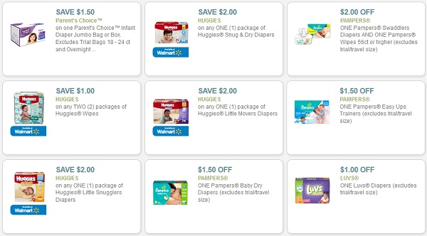 graphic relating to Huggies Coupons Printable called 12 Printable Diaper Discount codes: Huggies, Pampers, Moms and dads
