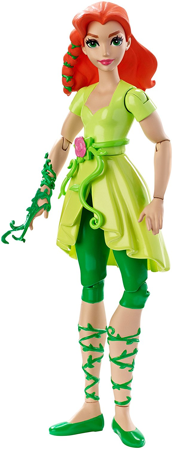 """DC Super Hero Girls Poison Ivy 6"""" Action Figure for $7.59 ..."""