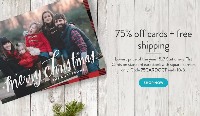 stock up on photo cards think ahead to the christmas cards you will send out today on snapfish we can get 75 off 57 snapfish photo cards and they will - Snapfish Christmas Cards
